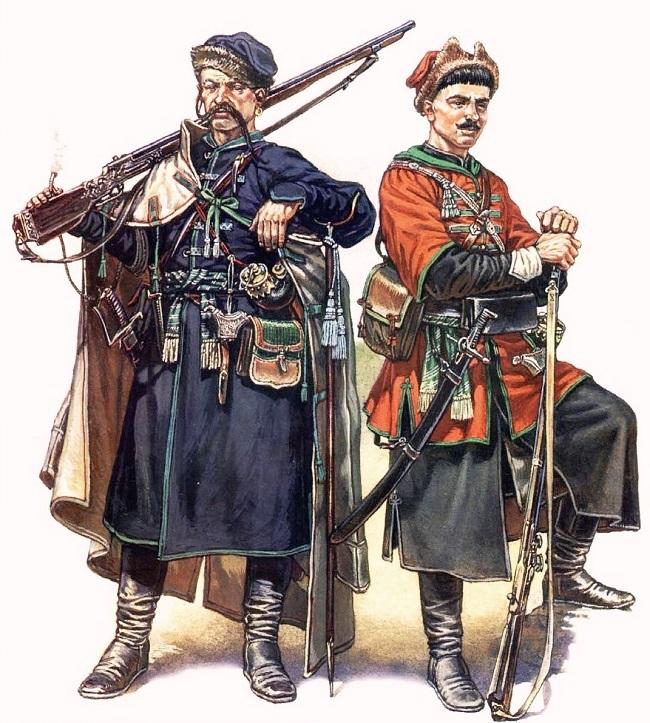 История казачества уходит в I-II века, хотя первое упоминание о них в летописи было только в XIV веке