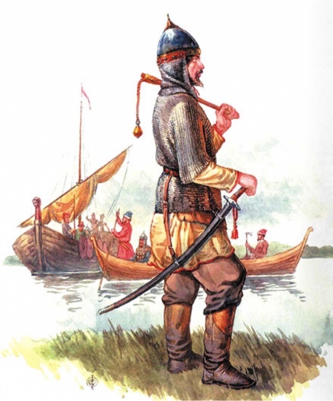 Хлыновские казаки были выходцами из города Хлынов, на реке Вятке