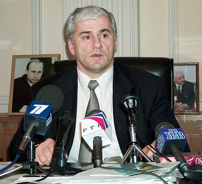 Саид Джапарович является автором 4 монографий и многих научных трудов