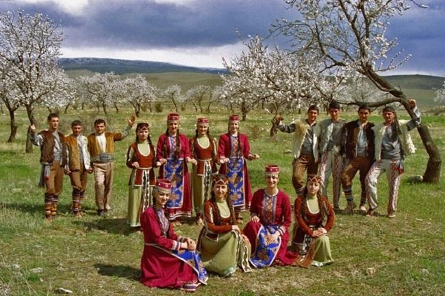 Геродот и Ксенофонт в своих трудах писали про историю армян