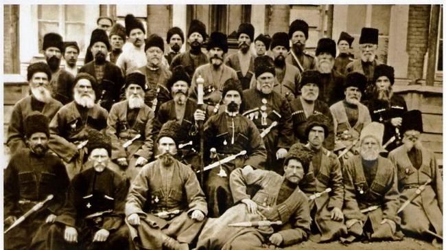 Северские казаки являются потомками племени северян