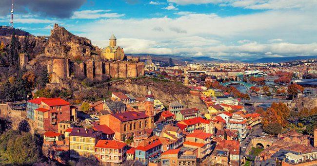 Тбилиси – столица и крупнейший город Грузии