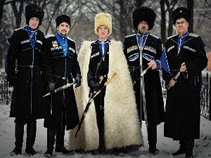 Терское казачество – это субэтнос, обосновавшийся вдоль Терека и Сунжи