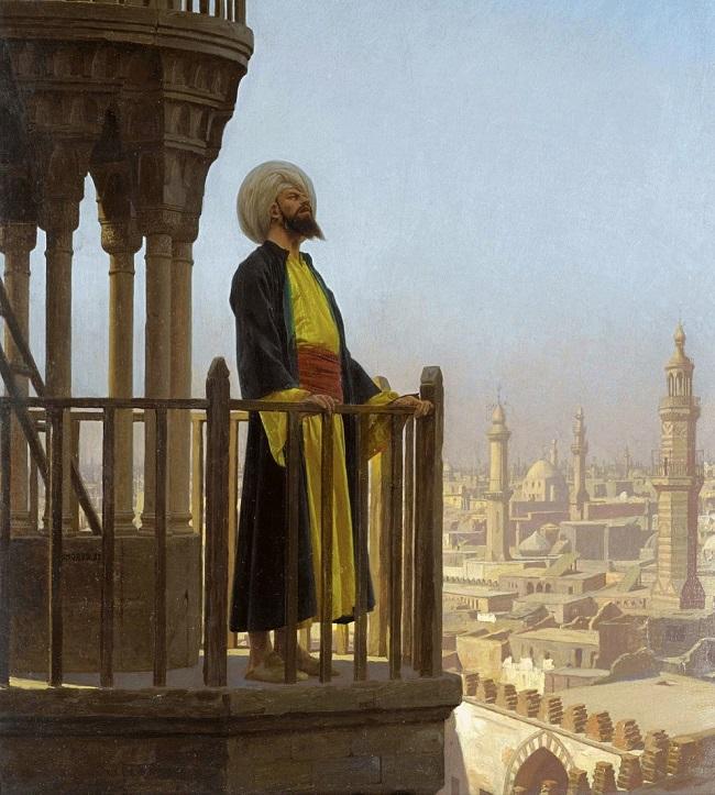 Существует много версий о появлении сегодняшнего призыва к молитве