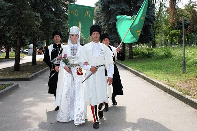 Свадебные обряды предков соблюдаются и сегодня