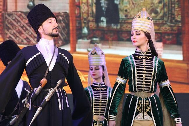Черкесы – коренной народ Кавказа в Карачаево-Черкесии