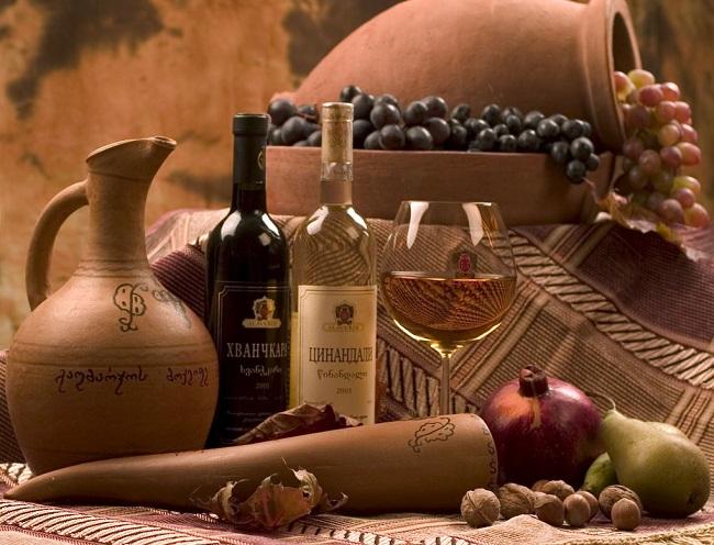Виноградарство в Грузии развивается и сегодня
