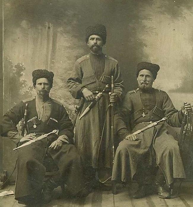 Головной убор всегда имел большое значение в жизни казака