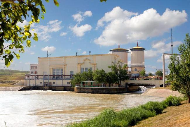 Свистухинская ГЭС и по сей день функционирует на Кубани