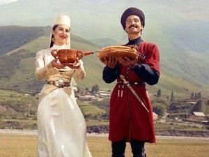 Кавказские свадьбы восхищает своей колоритностью, ритуалами и приверженностью своим обычаям и традициям