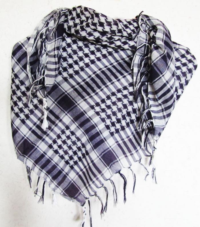 как правильно завязывать арабский платок