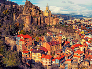 Города Грузии от древнего Уплисцихе до минерального Боржоми