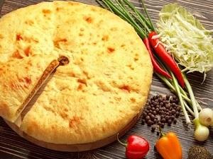 Знаменитая кухня Осетии