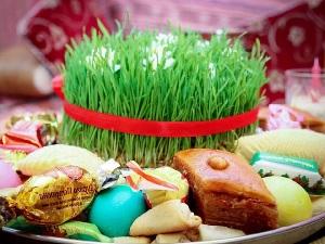 Азербайджанский праздник Навруз