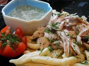 Чеченская кухня очень схожа с рецептами блюд других народов Северного Кавказа