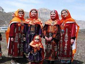 История происхождения лакского народа