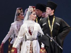 Осетинские танцы хранят историю своих предков в каждом движении