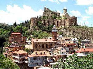 Тбилиси – город с богатой историей, он необычайно красив и манит туристов