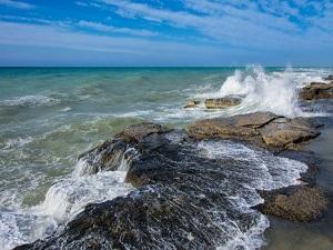 Каспийское море – это один из недорогих курортов России
