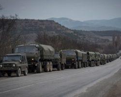 Военные специалисты РФ уже в Абхазии и завтра начнут обработку социально-общественных объектов