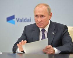 Глава России высказался на тему конфликта в Карабахе