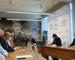«Абхазское народное движение» возглавил Ардзинба