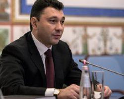 В Армении задержан бывший  вице-спикер парламента