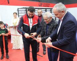 Новый спорткомплекс торжественно открыт в Избербаше