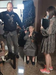 «Моя война»: в Абхазии прошли съемки документальных фильмов о ВОВ
