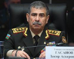 Появилась информация об «отстранении» Турцией главы военного ведомства Азербайджана
