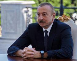 Азербайджанский президент принес извинения за сбитый вертолет ВС РФ