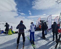 На Эльбрусе появилась новая трасса для горнолыжников