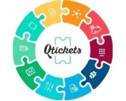 Qtickets – это сервис для организации продажи билетов