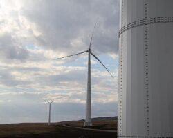 Первая ветроэлектростанция полноценно заработала на Ставрополье