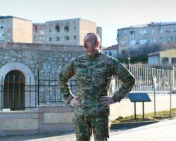 Баку назначил спецпредставителей в Карабахе