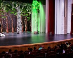 Студенты ЮОГУ учатся «понимать актерское мастерство»
