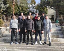 Волонтеры из Цхинвала отправлены на отдых в Республику Крым