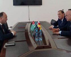Главы внешнеполитических ведомств РЮО и РА обсудили вопросы безопасности