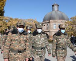 В Армении начаты реформы в армии