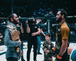 «Absolute Championship Akhmat»: известна дата чемпионского боя