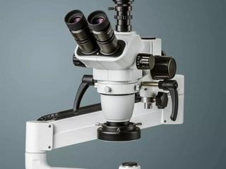 зуботехнический микроскоп