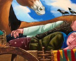«Легко дышать»: в столице проходит выставка осетинских художников