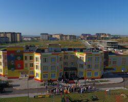 В Магасе открыт новый детсад