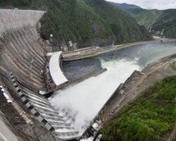 Аргунский гидроузел: в Чечне уже идет реконструкция объекта