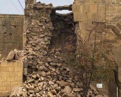 Реставрация культурного объекта в Дербенте будет завершена в 2022