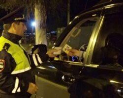 Сотрудники автоинспекции Абхазии выявили более 18 тысяч нарушений ПДД