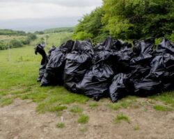 Комитет молодежи РЮО провел первую экоакцию года