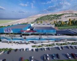 В регионе  Северного Кавказа стартовало строительство «Арены-Кисловодск»