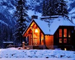 Выбор отопления для дачного домика зимой