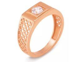 Модная классика: мужские кольца в минимализме